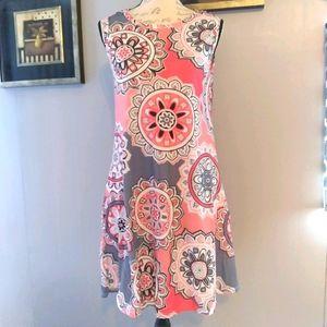 NWOT Mandala print  summer dress